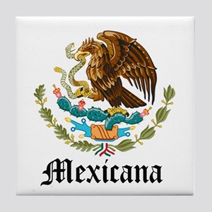 Mexicana Tile Coaster