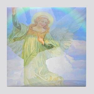 Guardian Angel Tile Coaster
