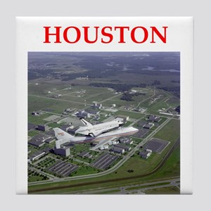 houston Tile Coaster