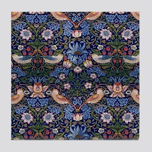 William Morris Strawberry Thief Tile Coaster
