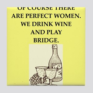 bridge Tile Coaster