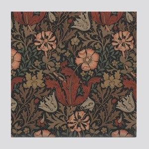 William Morris Compton Tile Coaster