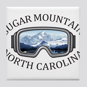 Sugar Mountain - Sugar Mountain - N Tile Coaster