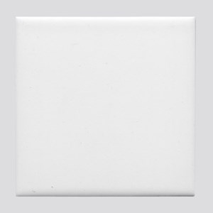 Deranged Bunny Tile Coaster