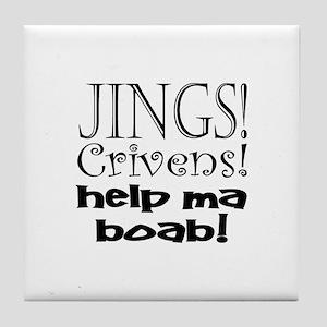 Scottish Slang Coasters - CafePress
