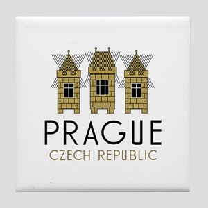 e0df619d69775 Czech Republic Tile Coaster.  12.99 · Prague Tile Coaster