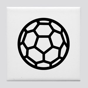 Handball ball Tile Coaster