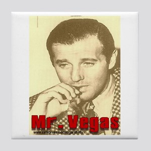 Bugsy Cigar Tile Coaster