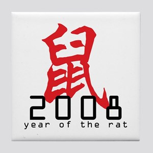 Year Of The Rat Coasters - CafePress