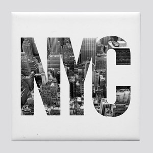 NYC Tile Coaster