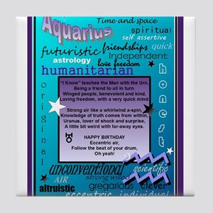 Aquarius Coasters - CafePress