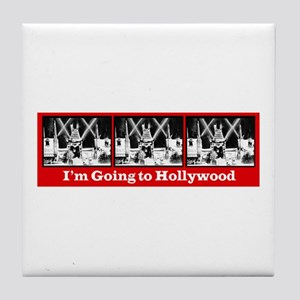Hollywood Tile Coaster