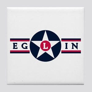 Eglin Air Force Base Tile Coaster