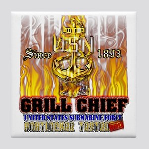 U s  Navy Chief Anchor Coasters - CafePress