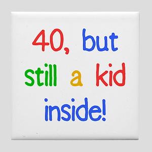 Funny Sayings Turning 40 Coasters Cafepress