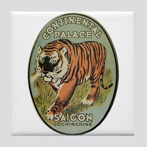 Continental Palace Saigon Tile Coaster