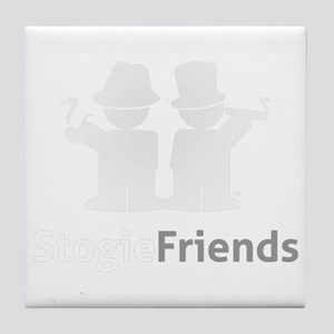 Stogie Friends Swag Tile Coaster