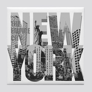 NEW YORK Tile Coaster