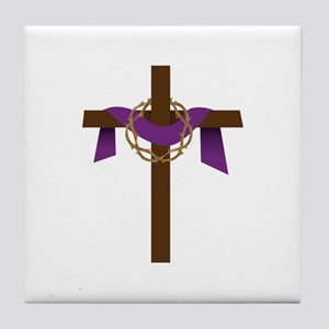 Greek Cross Coasters - CafePress