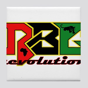 RBG Revolution Tile Coaster