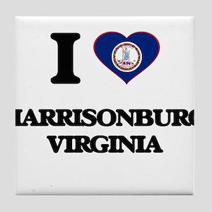 Harrisonburg Coasters - CafePress