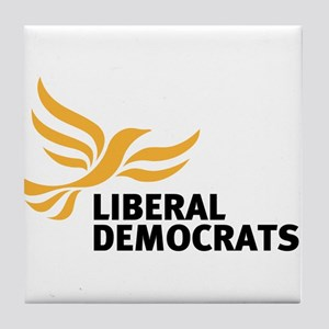 Liberal Democrats Tile Coaster