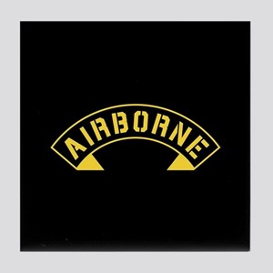 US Army Airborne Tile Coaster