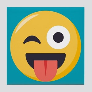 Funny Emoji Coasters - CafePress