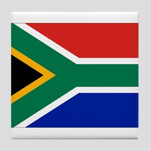 South Africa Tile Coaster