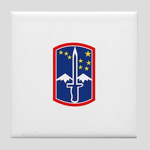 SSI - 172nd Infantry Brigade Tile Coaster