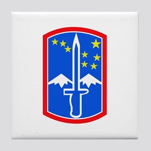SSI -172nd Infantry Brigade Tile Coaster