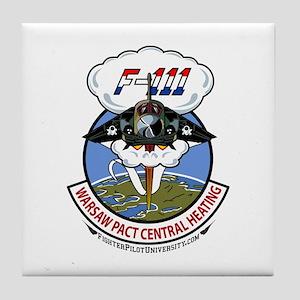 F-111 Heat Tile Coaster