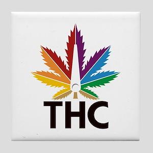 """""""NBC Parody"""" Tile Coaster"""