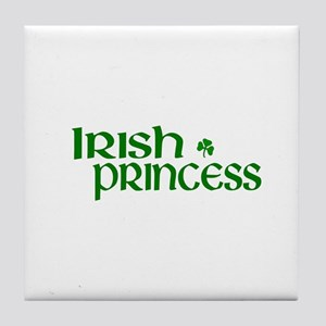 Irish Princess Tile Coaster