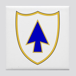 26th Infantry Regiment Tile Coaster