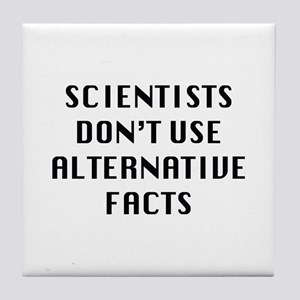 Scientists Tile Coaster