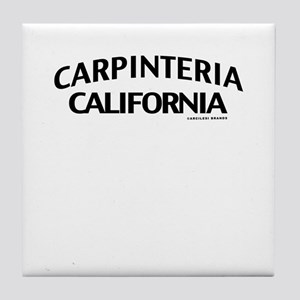 Carpinteria Tile Coaster