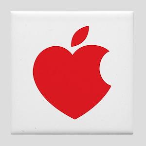 Steve Jobs Tile Coaster