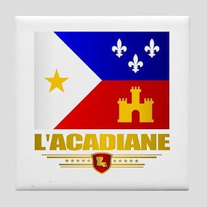 LAcadiane Tile Coaster
