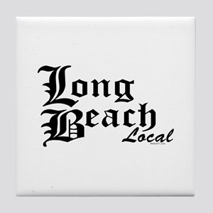 Long Beach Local Tile Coaster
