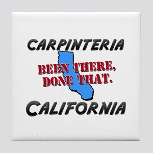 carpinteria california - been there, done that Til
