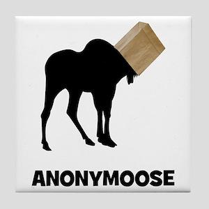 Anonymoose Tile Coaster
