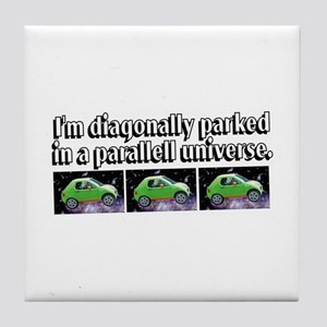 Parallell Universe Tile Coaster