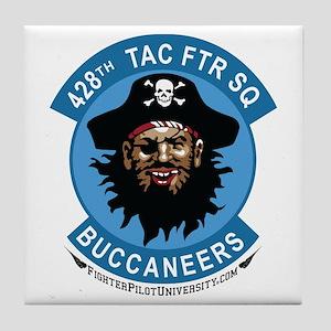 428th TFS Tile Coaster