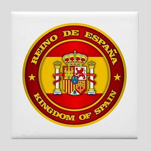 Spain Medallion Tile Coaster