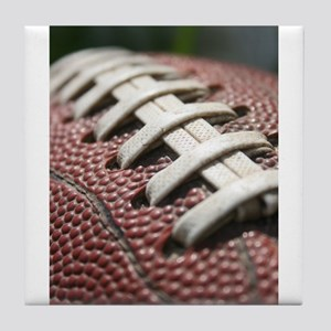 Football First Day of School 2013 017 Tile Coaster