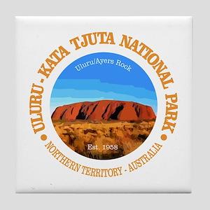 Uluru Tile Coaster