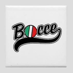 Bocce Tile Coaster