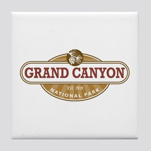 Grand Canyon National Park Tile Coaster