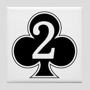 2-327 Infantry Tile Coaster